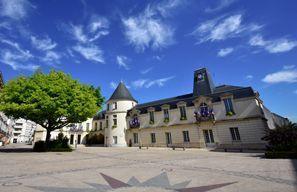 Najem vozila Clamart, Francija