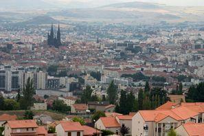 Najem vozila Clermont Ferrand, Francija