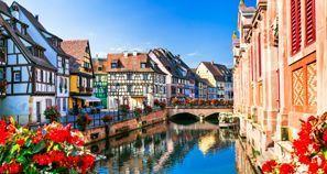 Najem vozila Colmar, Francija
