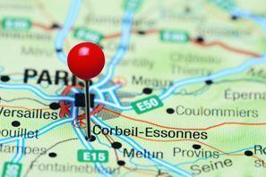Najem vozila Corbeil, Francija