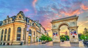 Najem vozila Dijon, Francija