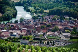 Najem vozila Epernay, Francija