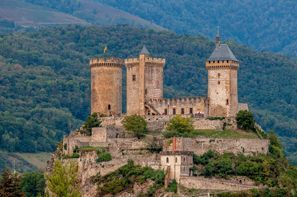 Najem vozila Foix, Francija