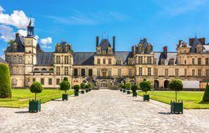 Najem vozila Fontainebleau, Francija