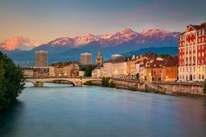 Najem vozila Grenoble, Francija