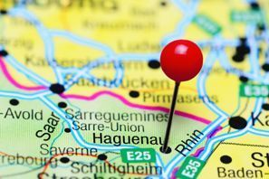Najem vozila Haguenau, Francija