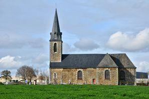 Najem vozila Isigny-Le-Buat, Francija