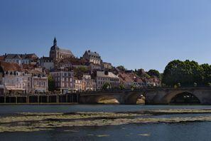 Najem vozila Joigny, Francija