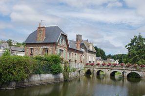 Najem vozila Lamballe, Francija