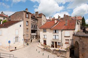 Najem vozila Langres, Francija