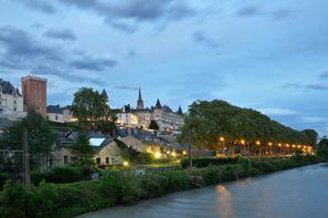 Najem vozila Lannemezan, Francija