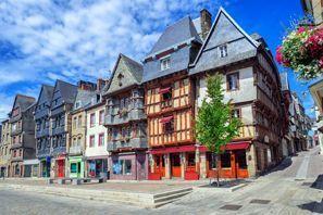 Najem vozila Lannion, Francija