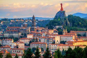 Najem vozila Le Puy en Velay, Francija