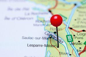 Najem vozila Lesparre-medoc, Francija