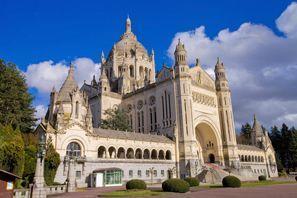 Najem vozila Lisieux, Francija