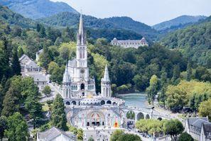 Najem vozila Lourdes, Francija