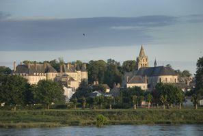 Najem vozila Meung Sur Loire, Francija