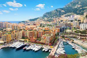 Najem vozila Monaco /Cap d`Ail, Francija