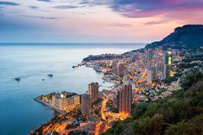 Najem vozila Monaco, Francija