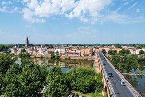 Najem vozila Montauban, Francija