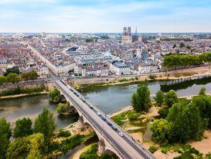 Najem vozila Orlean Saran, Francija