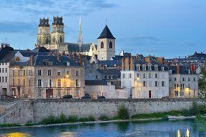 Najem vozila Orleans - Fleury-les-Aubrais, Francija