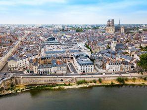 Najem vozila Orleans, Francija