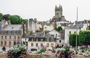Najem vozila Quimperle, Francija