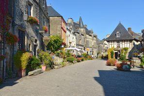 Najem vozila Rochefort, Francija