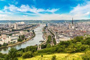 Najem vozila Rouen, Francija