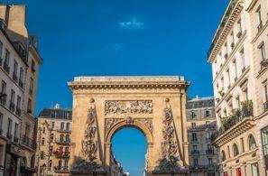 Najem vozila Saint Denis - Pleyel, Francija
