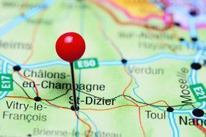 Najem vozila Saint Dizier, Francija