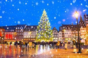 Najem vozila Strasbourg, Francija