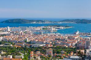 Najem vozila Toulon, Francija