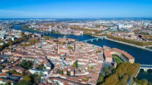 Najem vozila Toulouse, Francija