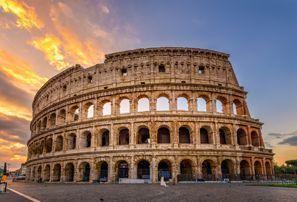 Najem vozila Rome, Italija