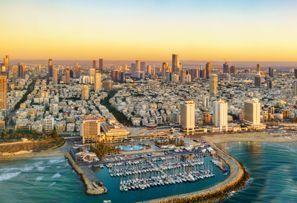 Najem vozila Tel Aviv, Izrael