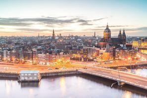 Najem vozila Amsterdam, Nizozemska