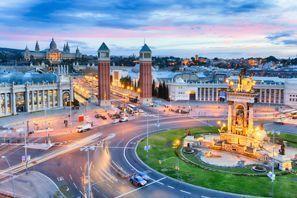Najem vozila Barcelona, Španija