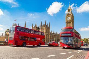 Najem vozila London, Velika Britanija