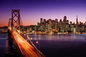 Najem vozila San Francisco, ZDA