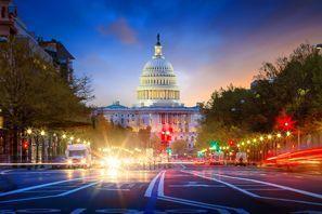 Najem vozila Washington, DC, ZDA